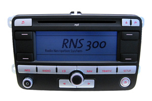 VW Caddy 3 - RNS-300 Navigation Reparatur